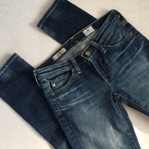 AG Adriano Goldschmied The Stilt Skinny Jeans 24R
